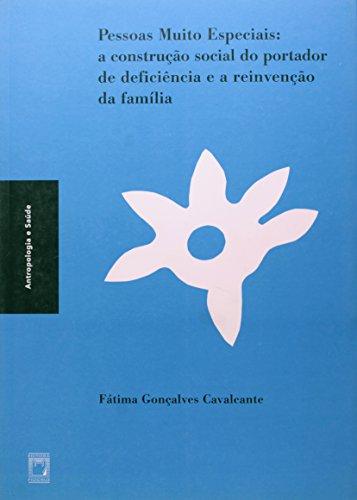 Pessoas Muito Especiais, livro de Fátima Gonçalves Cavalcante