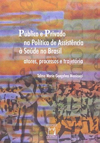 Público e Privado na Política de Assistência, livro de Telma Maria Gonçalves Menicucci