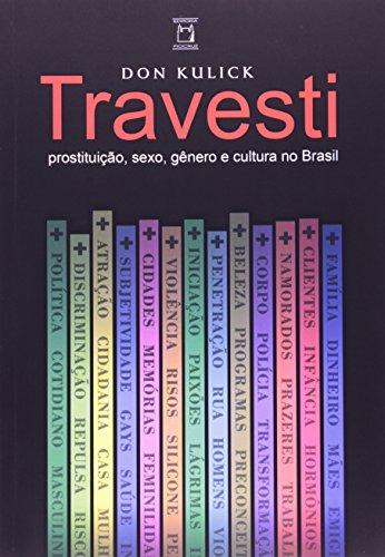 Travesti: prostituição, livro de Don Kulick