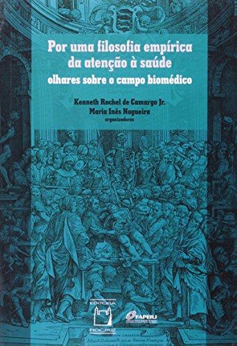 Por uma Filosofia Empírica, livro de Kenneth Rochel de Camargo Jr. e Maria Inês Nogueira (orgs.)