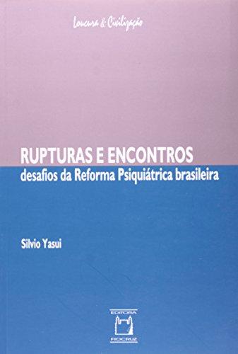 Rupturas e Encontros: desafios, livro de Silvio Yasui