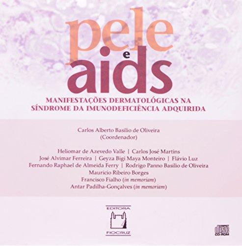 Pele e Aids, livro de Carlos Alberto Basilio de Oliveira (coord.)