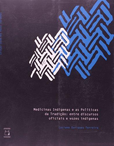 Medicinas Indígenas e as Políticas , livro de Luciane Ouriques Ferreira