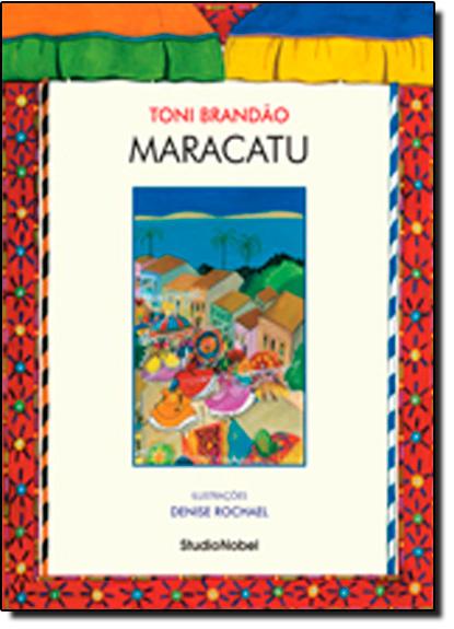 MARACATU, livro de Sergio Vieira Brandão