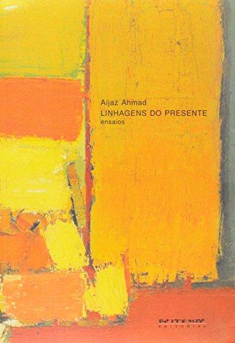 Linhagens do presente, livro de Aijaz Ahmad