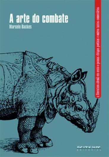 A arte do combate, livro de Marcelo Backes