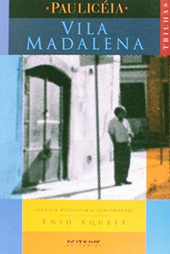 Vila Madalena, livro de Enio Squeff