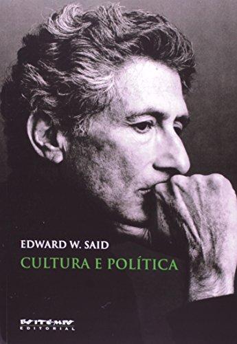 Cultura e política, livro de Edward W. Said