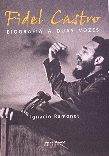 Fidel Castro, livro de Ignacio Ramonet