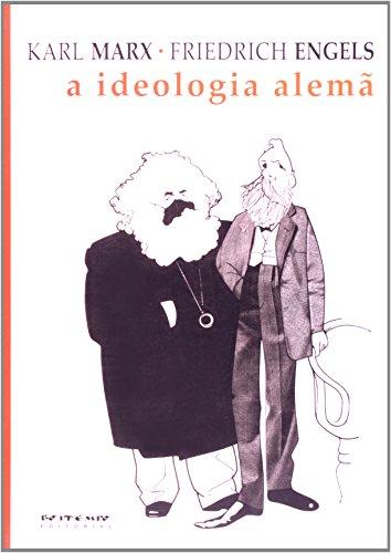 A ideologia alemã, livro de Karl Marx e Friedrich Engels