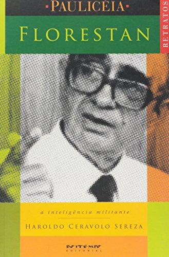 Florestan, livro de Haroldo Ceravolo Sereza