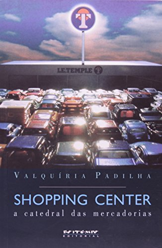 Shopping Center, livro de Valquíria Padilha