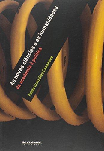 As novas ciências e as humanidades, livro de Pablo González Casanova