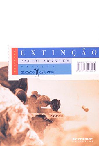 Extinção, livro de Paulo Arantes