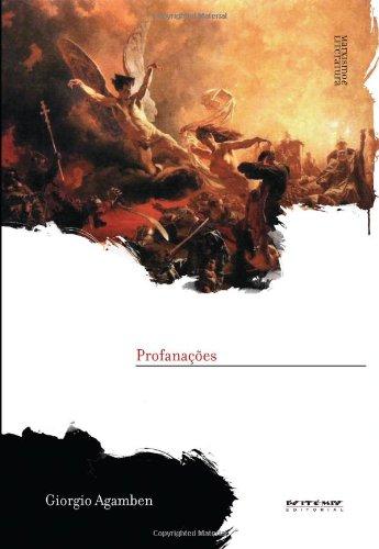 Profanações, livro de Giorgio Agamben