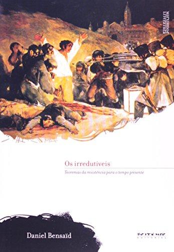 Os irredutíveis, livro de Daniel Bensaïd