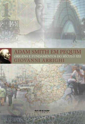 Adam Smith em Pequim, livro de Giovanni Arrighi