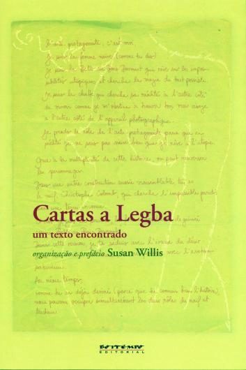 Cartas a Legba, livro de Susan Willis (org.)