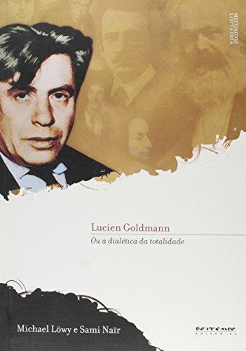 Lucien Goldmann, livro de Michael Löwy e Sami Naïr