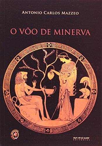 O vôo de Minerva, livro de Antonio Carlos Mazzeo