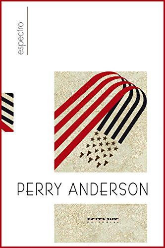 Espectro - Da direita à esquerda no mundo das ideias, livro de Perry Anderson