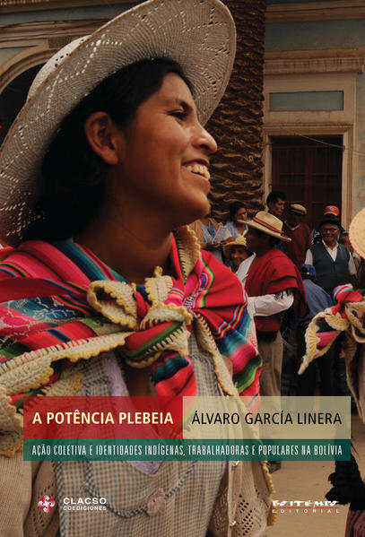 A potência plebeia, livro de Álvaro García Linera