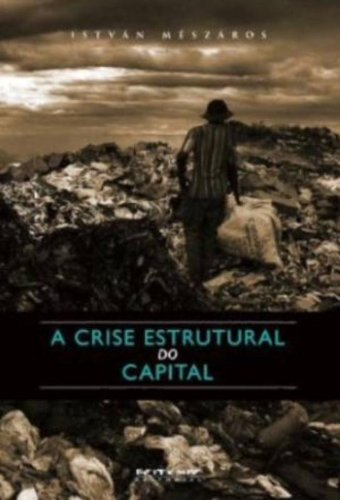 CRISE ESTRUTURAL DO CAPITAL, A, livro de