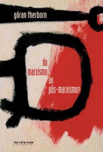 Do marxismo ao pós-marxismo?, livro de Göran Therborn