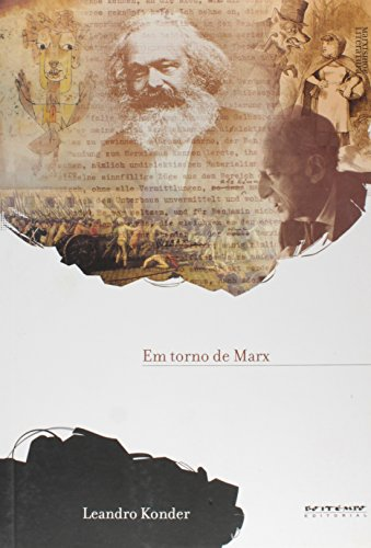Em torno de Marx, livro de Leandro Konder