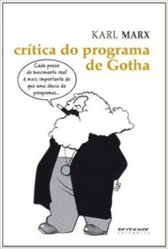 Crítica do Programa de Gotha, livro de Karl Marx