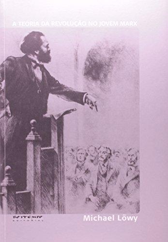 A teoria da revolução no jovem Marx, livro de Michael Löwy