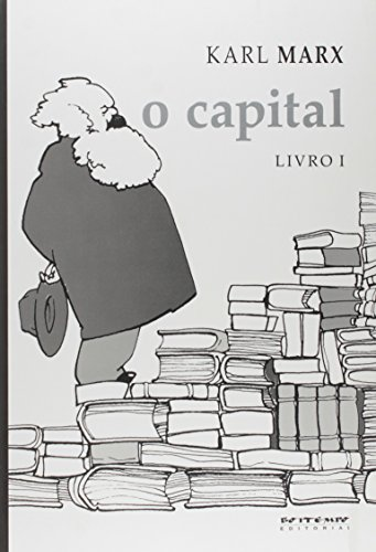 O Capital - Livro I, livro de Karl Marx