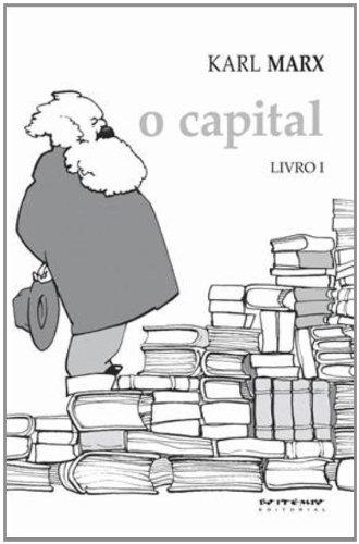 O Capital - Livro I (capa dura), livro de Karl Marx