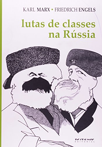 Lutas de classes na Rússia, livro de Friedrich Engels, Karl Marx