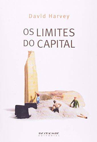 Os limites do capital, livro de David Harvey