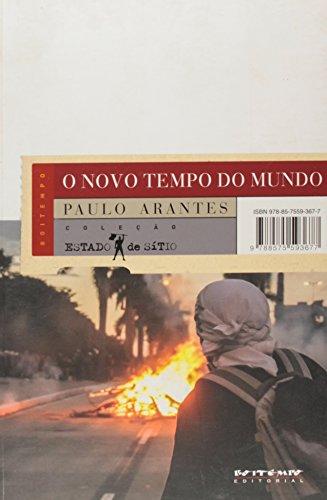 O novo tempo do mundo, livro de Paulo Arantes