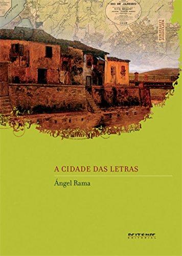 A cidade das letras, livro de Ángel Rama