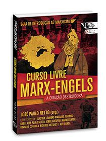 Curso livre Marx-Engels - A criação destruidora, livro de José Paulo Netto (org.)