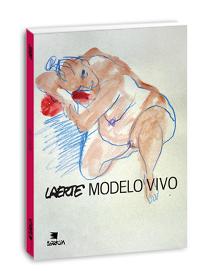 Modelo vivo, livro de Laerte Coutinho