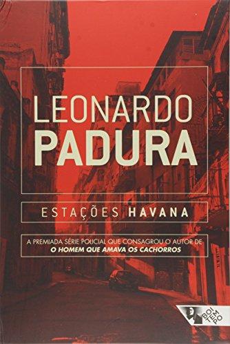 Box Estações Havana - 4 Volumes, livro de Leonardo Padura