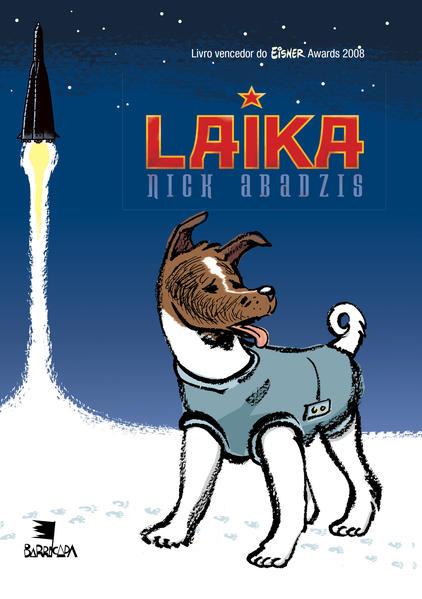 Laika, livro de Nick Abadzis