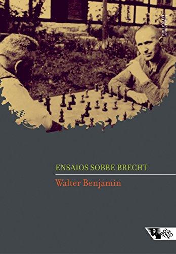 Ensaios Sobre Brecht, livro de Walter Benjamin