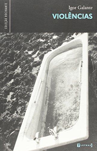 Violências, livro de Igor Galante