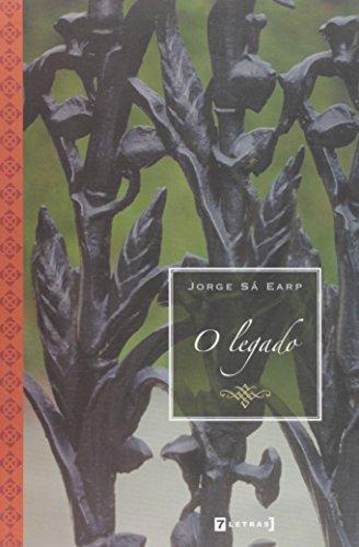 O legado, livro de Jorge Sá Earp