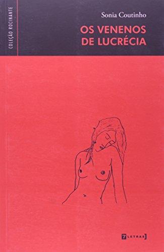 Venenos de Lucrecia, Os, livro de Sonia Coutinho