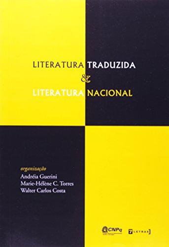 Literatura traduzida e literatura nacional, livro de Andréia Guerini