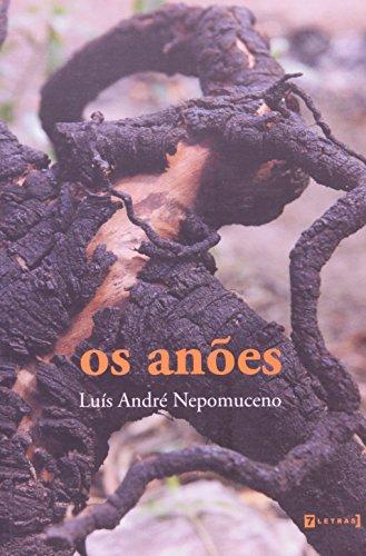 Os anões, livro de Luís André Nepomuceno