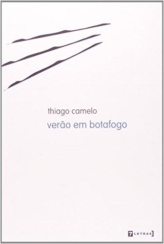 Verão em Botafogo, livro de Thiago Camelo