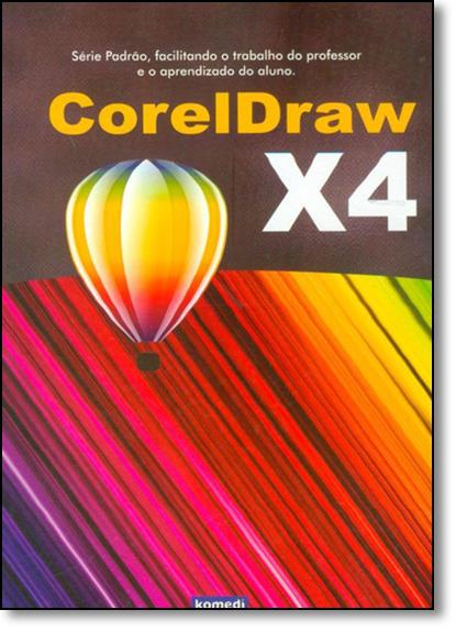 Corel Draw X4, livro de Varios Autores