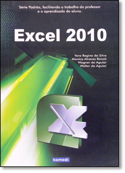 Excel 2010, livro de Wagner de Aguiar